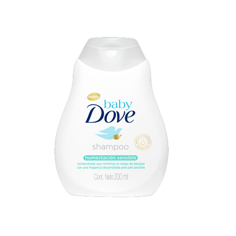 Shampoo Dove Baby 200 ml en internet
