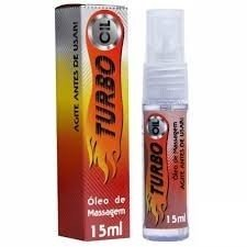 Turbo Oil Spray Super Quente 15ml