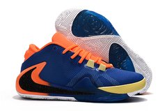 Tênis Nike Zoom Freak 1 Orange Blue - comprar online