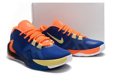 Tênis Nike Zoom Freak 1 Orange Blue - loja online