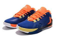 Tênis Nike Zoom Freak 1 Orange Blue - Rocha Madrid Sports