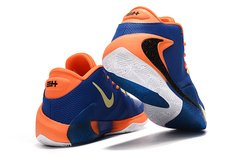 Imagem do Tênis Nike Zoom Freak 1 Orange Blue