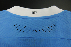 Manchester City - Home - Authentic - 2020/21 - Rocha Madrid Sports