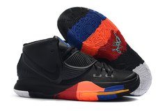 Imagem do Tênis Nike Kyrie 6 Black Orange Red