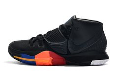 Tênis Nike Kyrie 6 Black Orange Red