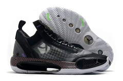 Imagem do Tênis Air Jordan 34 Low Vapor Green