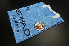 Manchester City - Home - Authentic - 2020/21