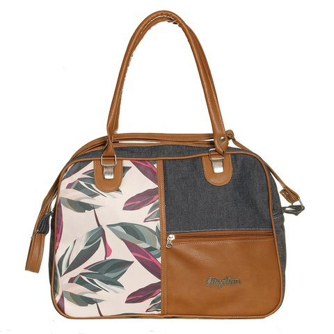 ART 94 Bolso Jeans Estampado
