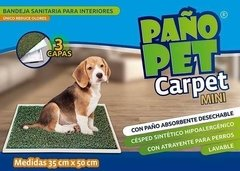 PAÑO PET INDOOR CARPET MINI