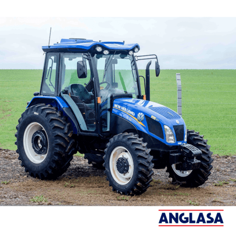 CABINAS AGRÍCOLAS TRATORES NEW HOLLAND - IMPLEMASTER