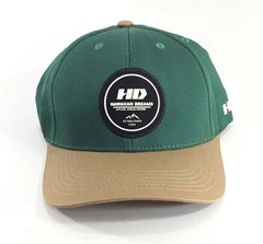 Boné Hawaiian Dreams Verde Aba Curva