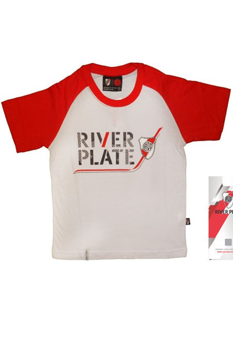 REMERA ESTAMPADA RIVER