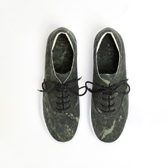 Zapatillas Gossy - Verde Stone on internet