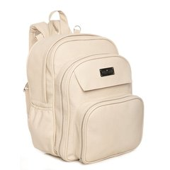 HAPPY LITTLE MOMENTS MOCHILA ECO CUERO PRAGA NUDE - comprar online