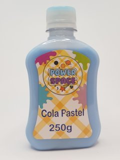 Imagem do COLA POWER SPACE PASTEL 250G