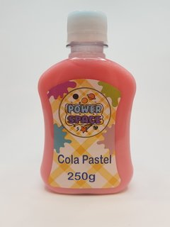 COLA POWER SPACE PASTEL 250G - Power Slimes