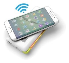 Power Bank Pineng Qi Fast Charge 10.000mah Usb 3.0 Wireless na internet