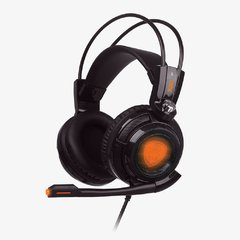 HEADSET GAMER OEX EXTREMOR PRETO HS400