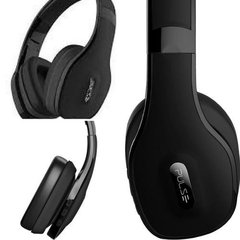Headphone Pulse Preto c/ Bluetooth Over-Ear Stereo - PH150 - comprar online