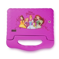 Tablet Multilaser Disney Princesas Plus 16GB Tela 7 Pol. Quad Core Dual Câmera Rosa- NB308 na internet