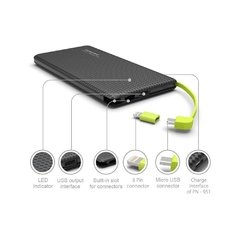 Carregador Portatil Pineng Original 10.000mah