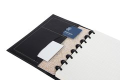 Planner Leather Black - comprar online