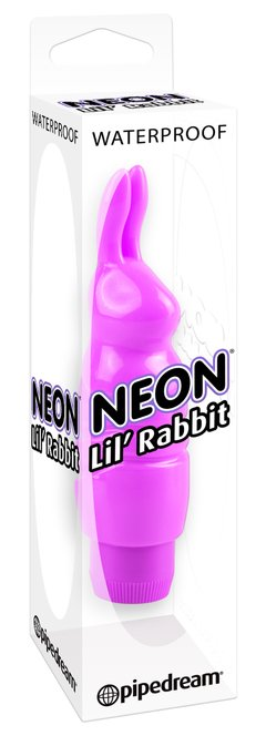 NEON LUV TOUCH LIL RABBIT PURPLE