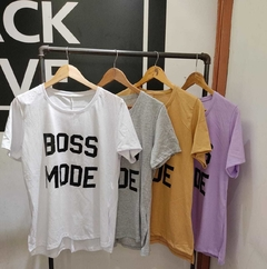 REMERA BOSS MODE - comprar online
