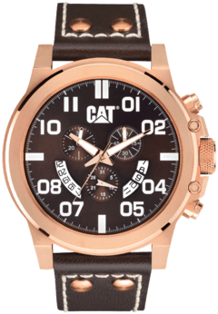 RELOJ CAT CHICAGO CHRONO PS.193.35.939