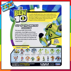 Ben 10 Muñeco 13cm Overflow Out of the Omnitrix - comprar online