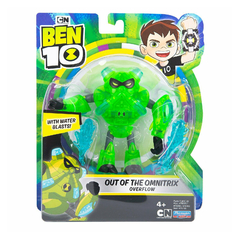 Ben 10 Muñeco 13cm Overflow Out of the Omnitrix
