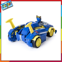 Paw Patrol Vehiculo Transformable Chase - Jugueteria La Milagrosa