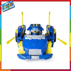 Paw Patrol Vehiculo Transformable Chase - tienda online