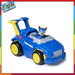 Paw Patrol Vehiculo Transformable Chase - comprar online
