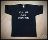 Remera Friends I'll be there for you