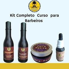KIT EXCLUSIVO CURSO PARA BARBEIROS #14
