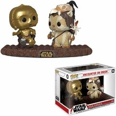Encounter on Endor - Funko Movie Moments - Star Wars - 294