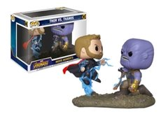 Thor vs Thanos - Funko Movie Moments - Marvel - 707
