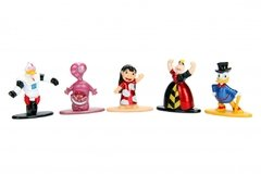 Pack 5 - Nano Metalfigs - Jad Toys - Disney - Wave 2 - comprar online