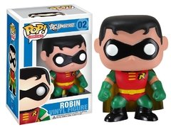 Robin - Funko Pop Heroes - Dc Universe - 02 - VAULTED