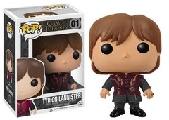 Tyrion Lannister - Funko Pop - Game of Trones - 01 - VAULTED