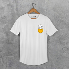 T-Shirt - Snoopy Bolso - comprar online