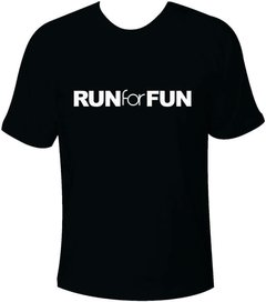 Imagem do Camiseta Corrida Run for Fun