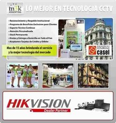 Nvr Ip Hikvision Ds-7108ni-e1 8ch Hd Tiempo Real - M3K ARGENTINA