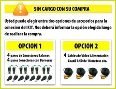 Kit Seguridad Hikvision Turbo 4.0 1080 Dvr 4 + 4 Camara 2mp en internet