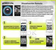 Kit Seguridad Dahua Full Hd 1080p Dvr 4 + 2 Camaras 2mp Ip67 - M3K ARGENTINA