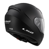 Casco 352 Rookie Solid Negro Mate + Visor