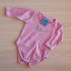 BODY M LARGA - CHEEKY - XS (1-3 MESES)