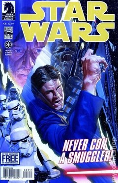 Star Wars (2012 Dark Horse 2nd Series) #3A