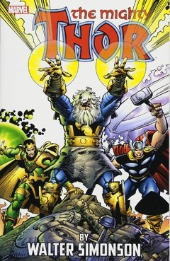 Thor by Walter Simonson Vol. 2 (Mighty Thor by Walter Simonson) Paperback